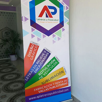 mono-banner
